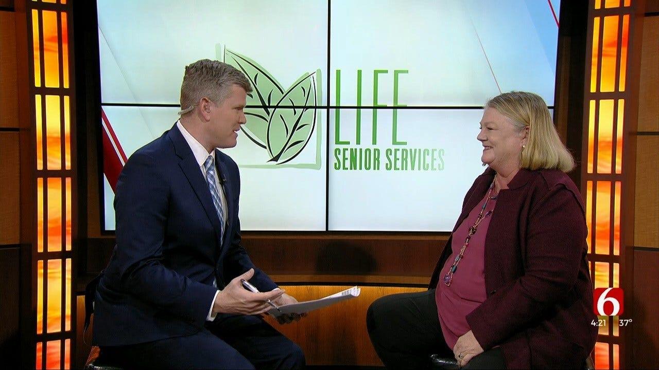 Life Senior Services Holding Holiday Drive For Struggling Seniors