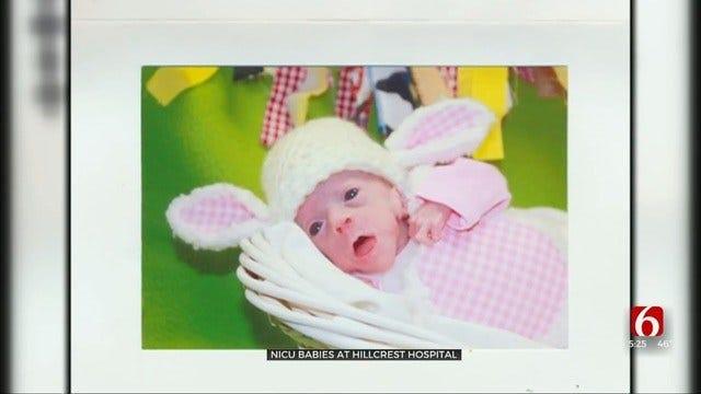 WATCH: Nurses At Hillcrest Medical Center NICU Dress Babies For Halloween