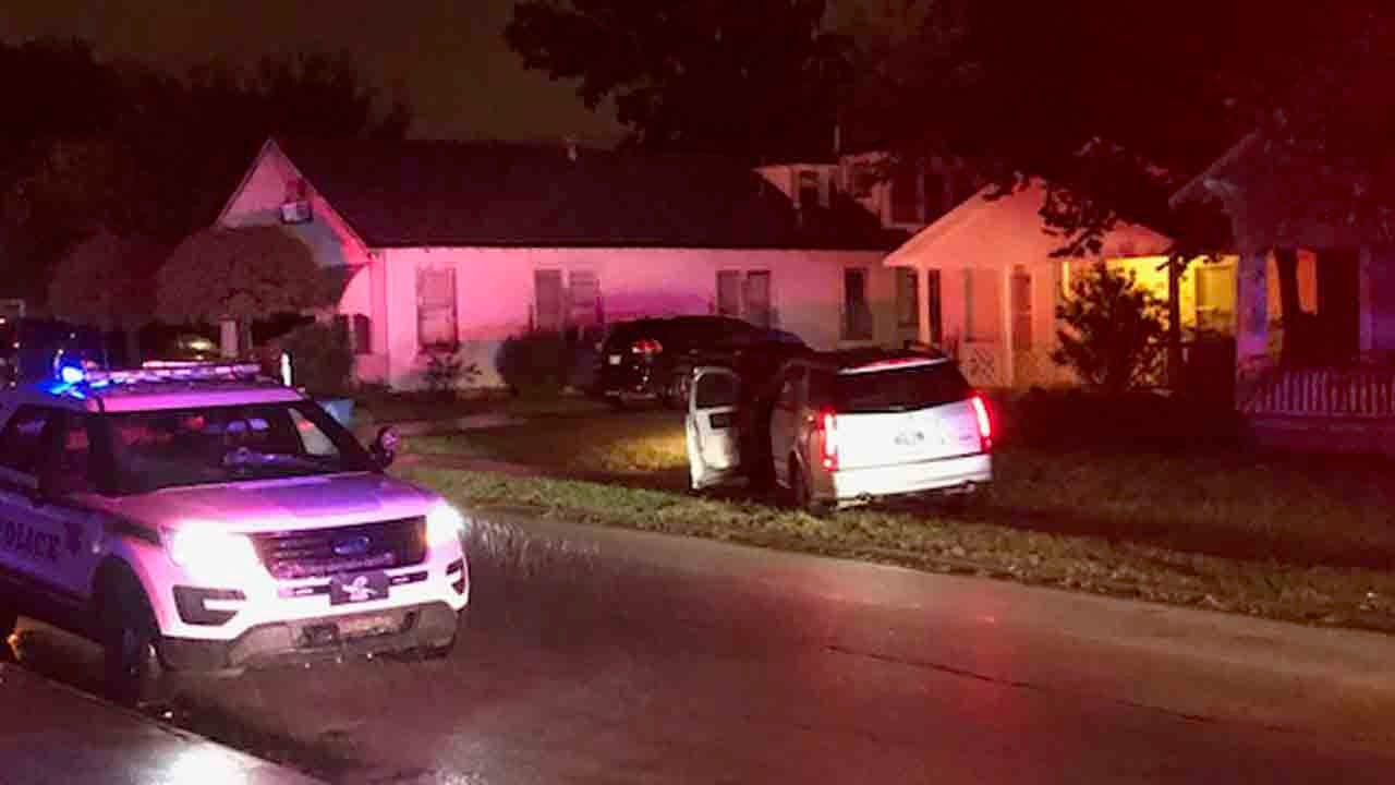 Possible Robbery Suspect In Custody After Tulsa Chase