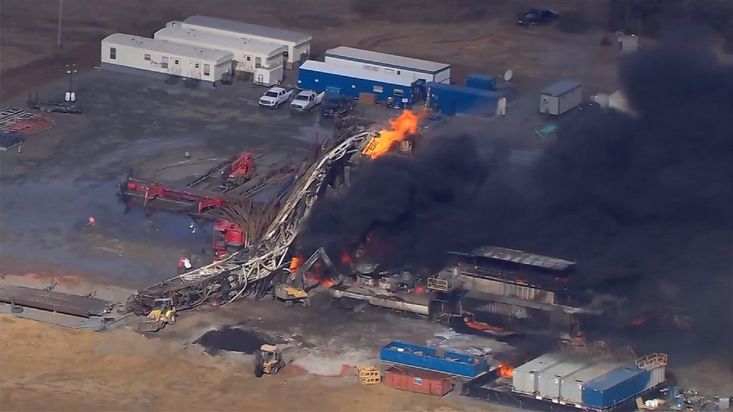 Jury Trial For Deadly Pittsburg County Rig Explosion Postponed