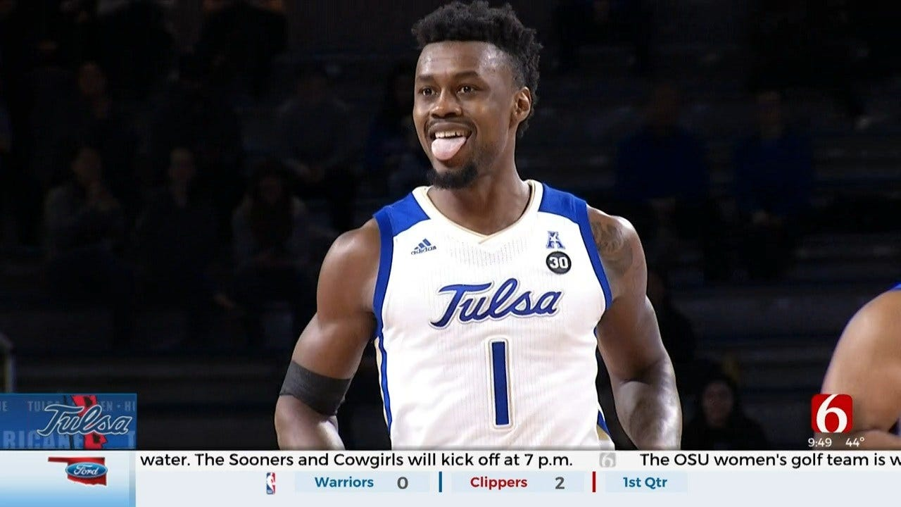 TU Basketball Team 'Feeling Good'