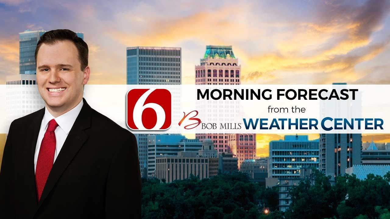 Thursday Morning Forecast With Stephen Nehrenz