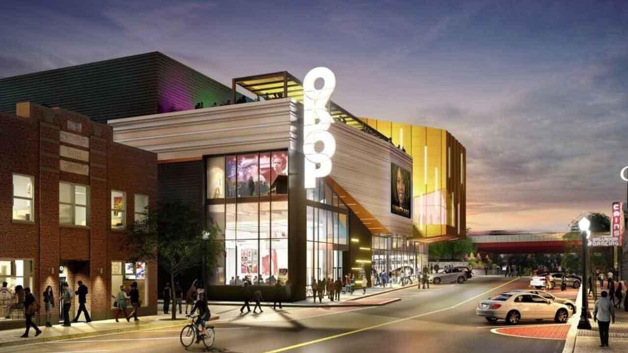 OKPOP To Break Ground On New Facility
