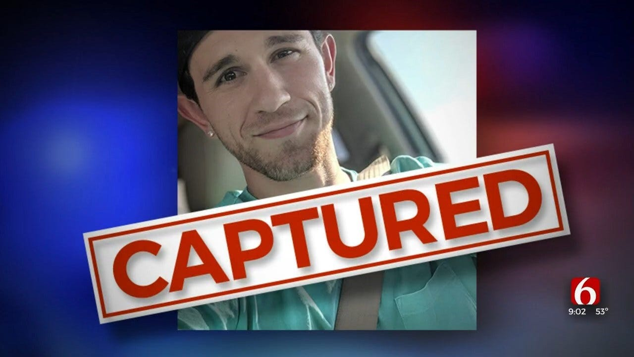 Most Wanted Suspect Captured In Muskogee