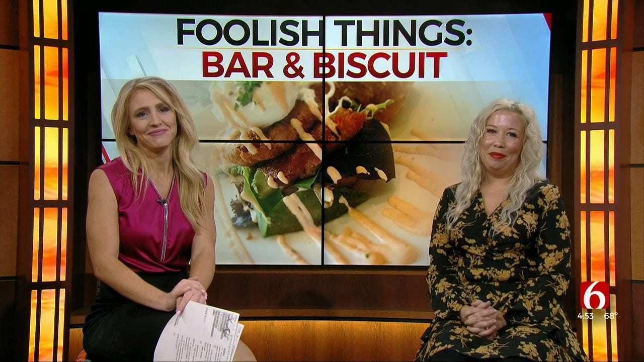 Food Expert Katie McCart On Foolish Things Bar And Biscuit
