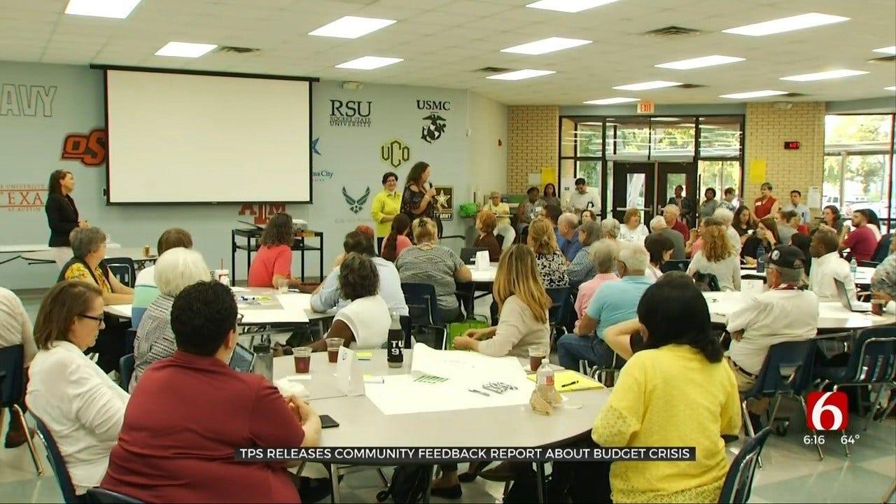 Tulsa Public Schools Release Budget Deficit Feedback