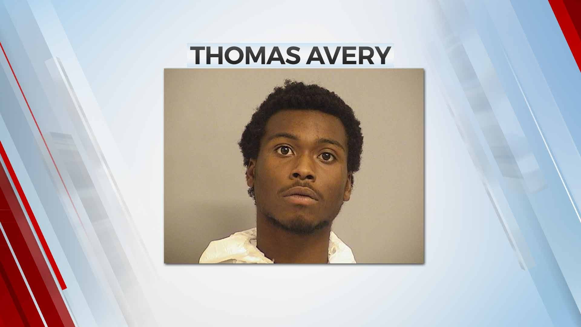 Man Arrested After Tulsa Teen Shot In Forehead