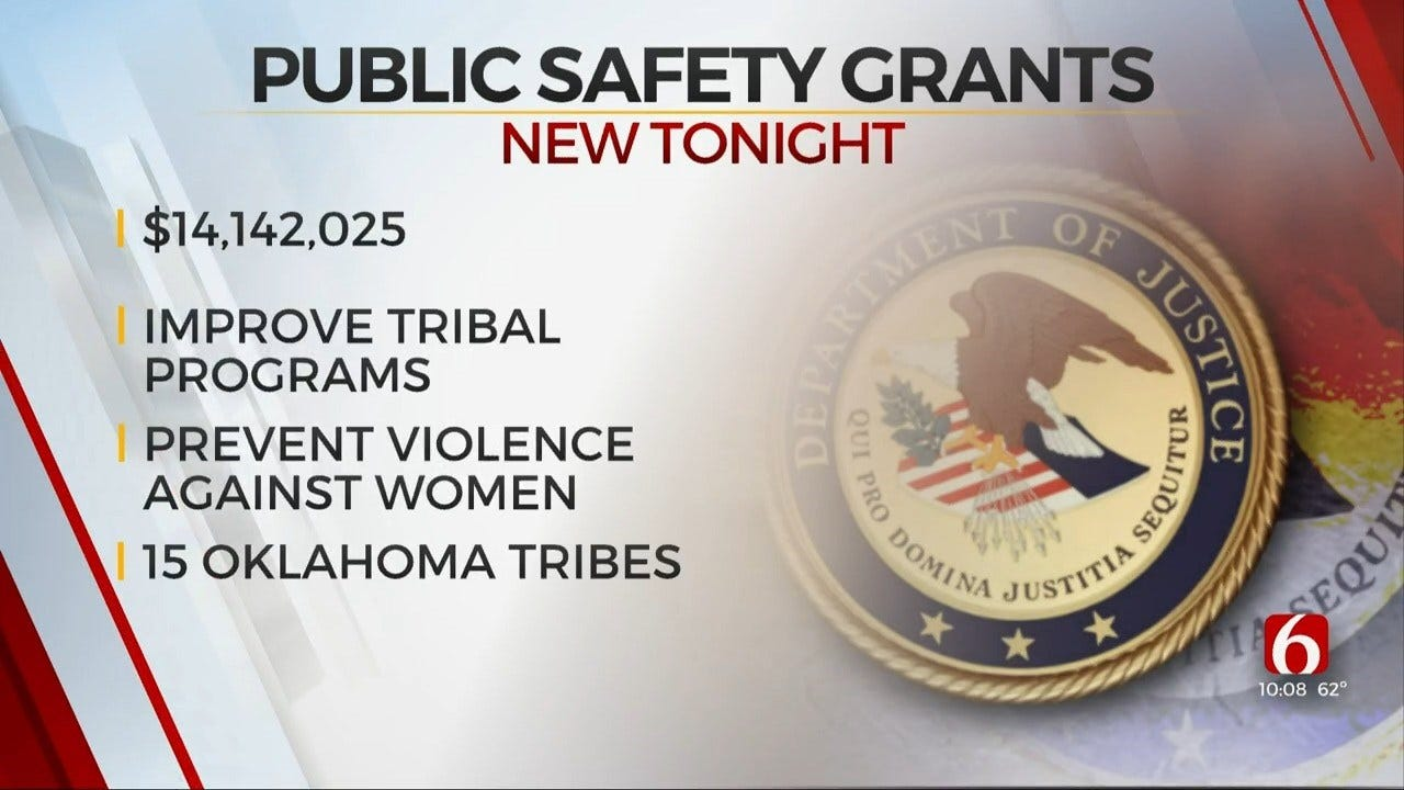 Department of Justice Gives Money To Improve Public Safety Programs For Tribal Nations