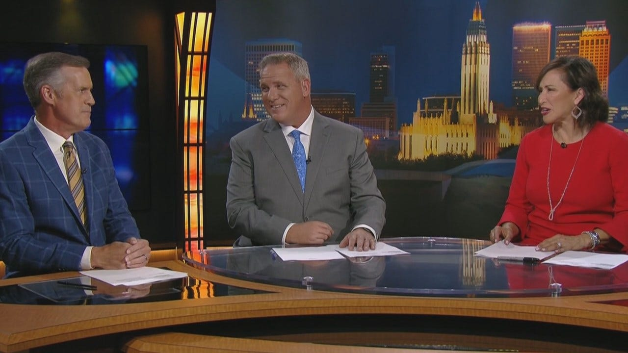 Best Wishes, Terry! Co-Anchors Talk About Terry Hood
