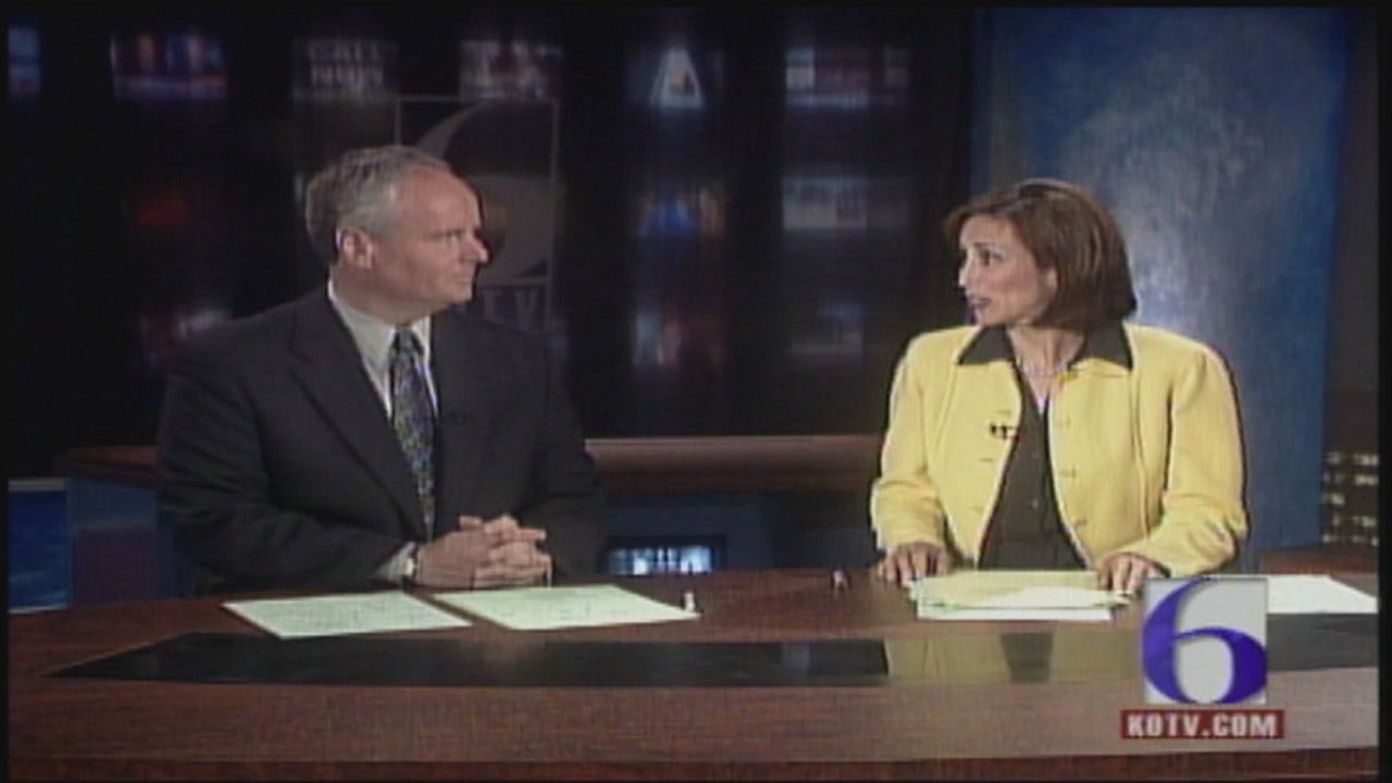 Best Wishes, Terry! Former News On 6 Anchor Scott Thompson Talks About Terry Hood