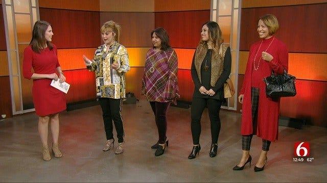 Nygard Fashion Week Coming Up At Tulsa Woodland Hills Dillard's