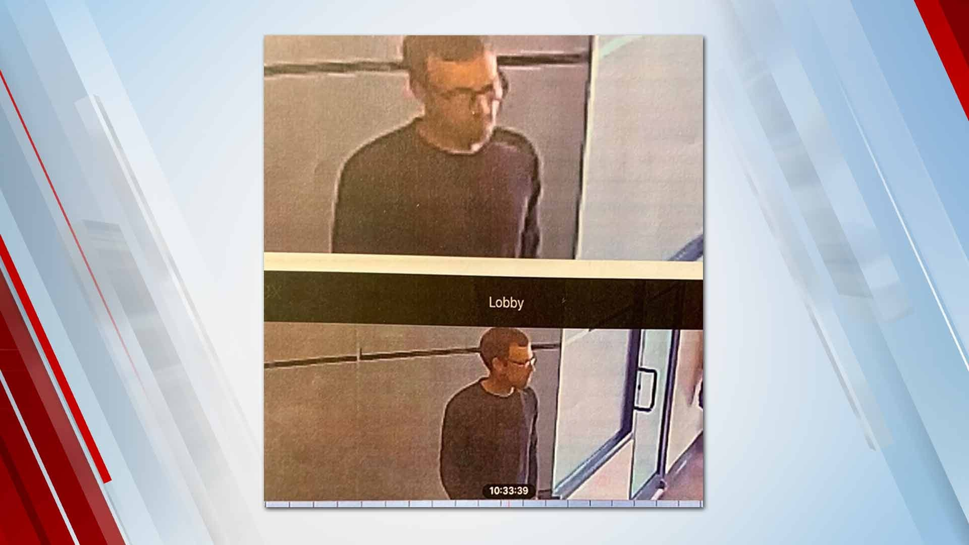 Credit Card Fraud Suspect Sought By Tulsa Police