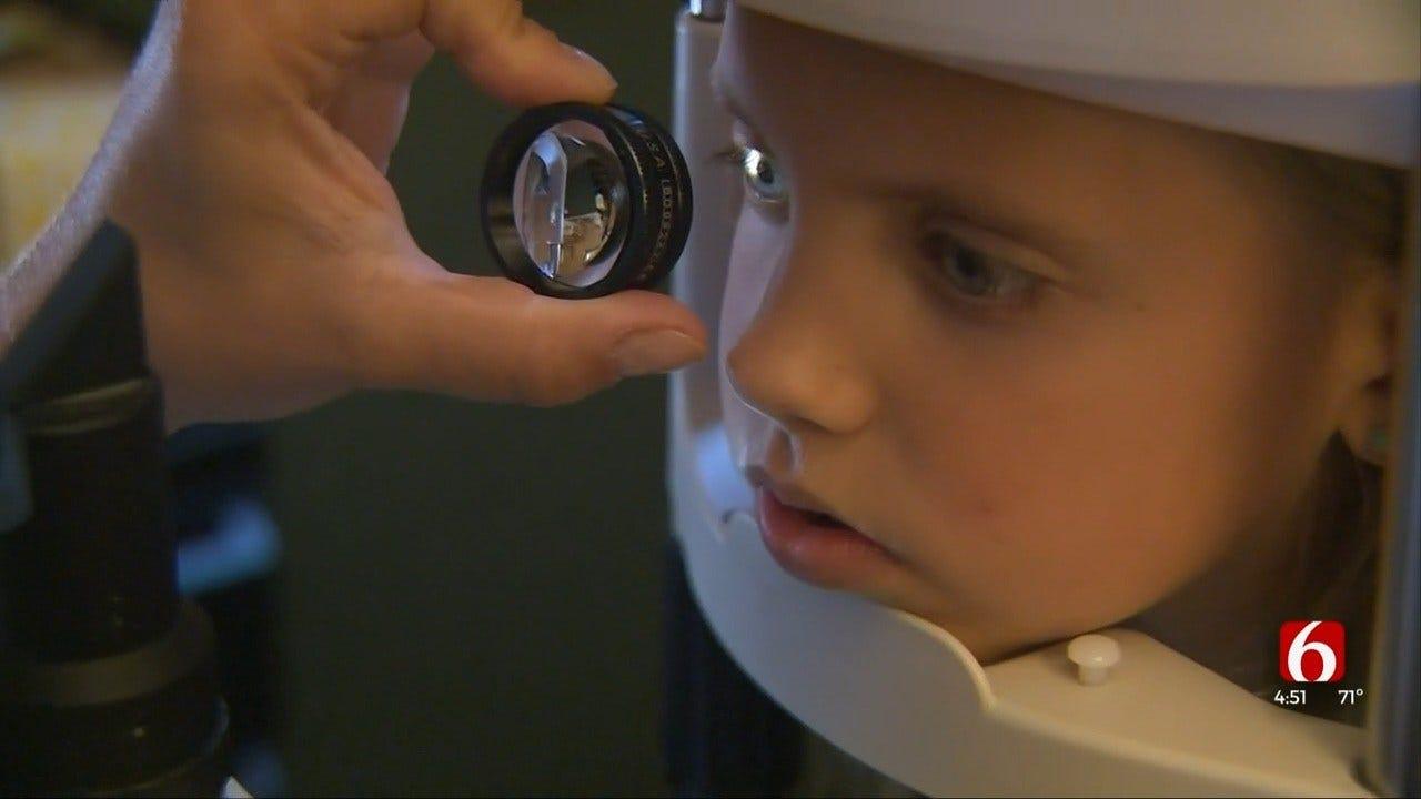 Oklahoma Doctor Explains Concussions & Eyesight