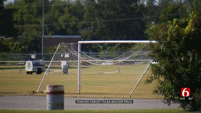 Tulsa County Soccer Club Hit Hard By Thieves