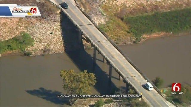Two Pawnee County Bridges Under Repair