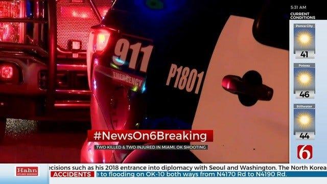 2 Killed In Miami Shooting, Police Say