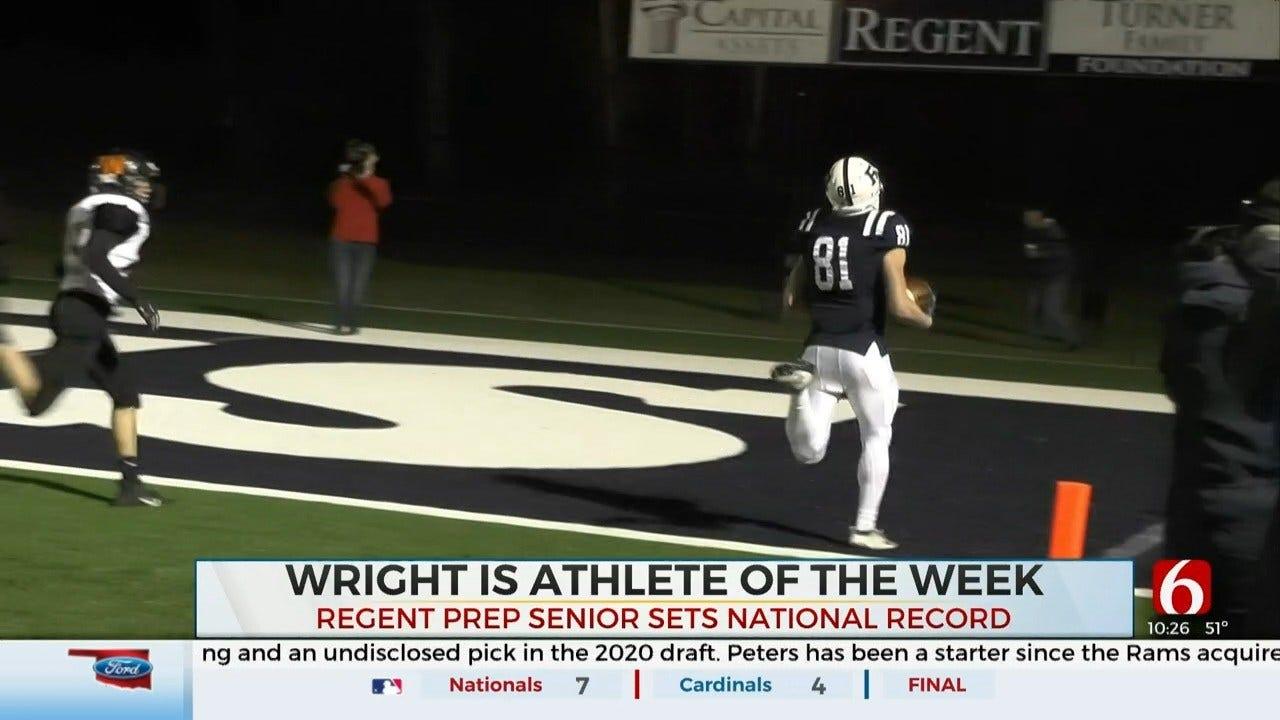 Primeaux Mitsubishi Athlete Of The Week: Jack Wright