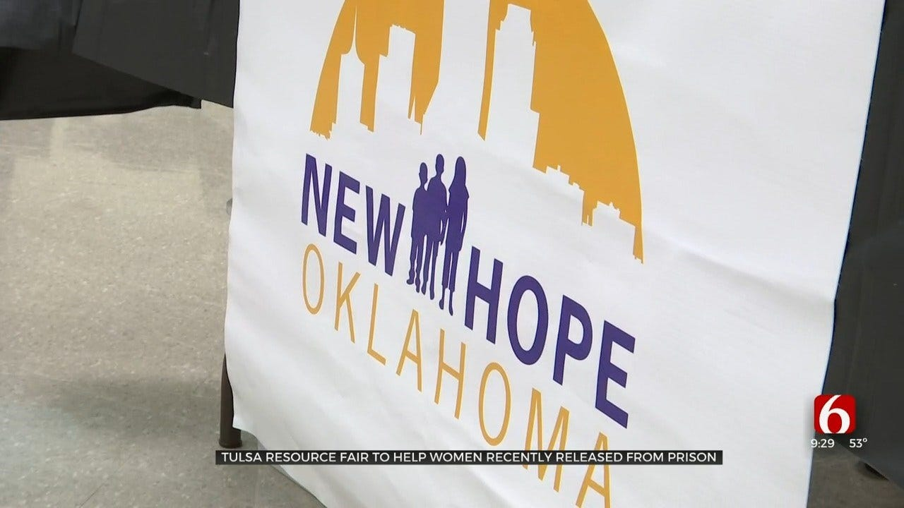 Sowing Hope Resource Fair Helps Tulsans Get Back On Their Feet