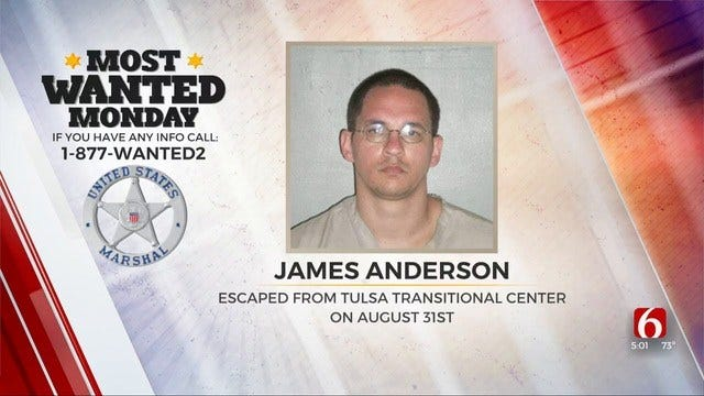 Most Wanted Suspect Known To Frequent Tulsa-Area Casinos