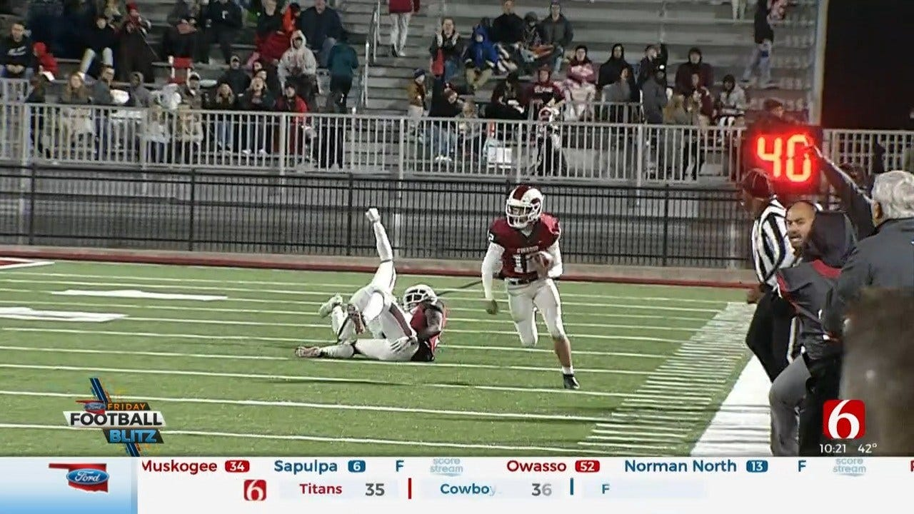 Owasso Currently Dominating Their District