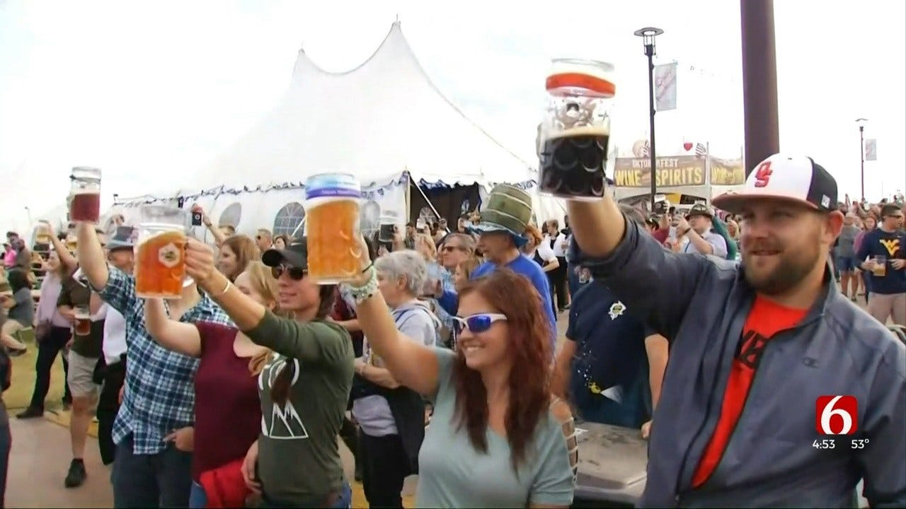 Tulsa Oktoberfest Now Accepting Credit Cards