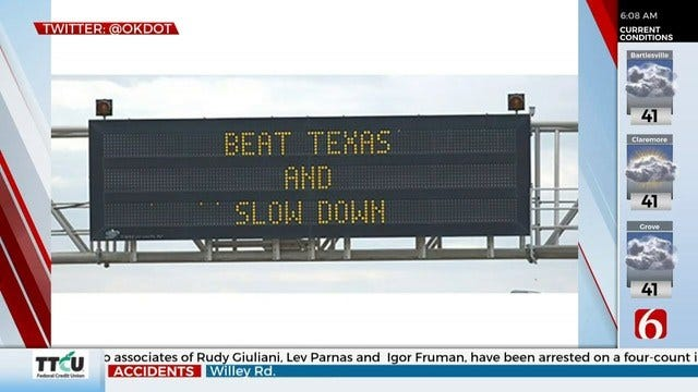ODOT Gets Ready For The Red River Showdown