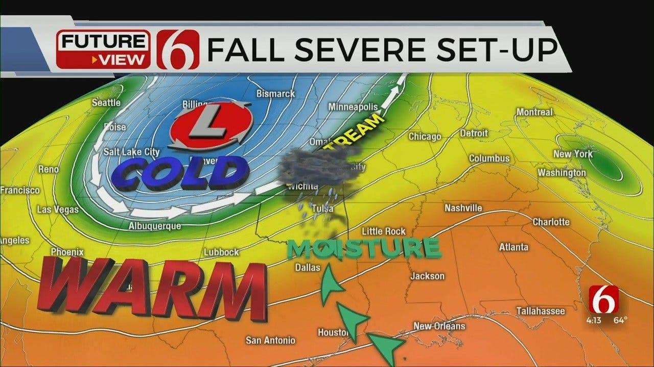 Mike Grogan's October Severe Weather Breakdown