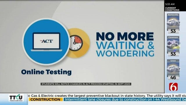 New Changes Coming To The ACT Test