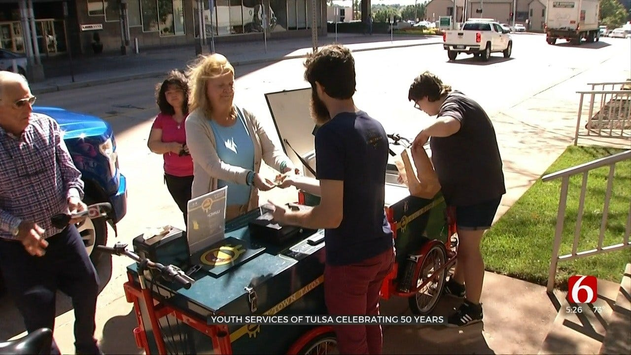 Youth Services of Tulsa Celebrates 50 Years