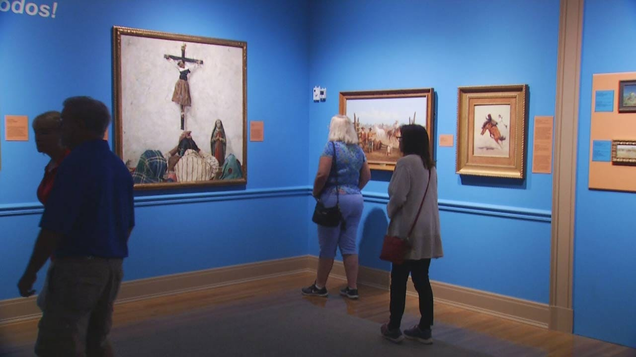 Gilcrease Museum Offering Free Admission To Oklahoma Teachers