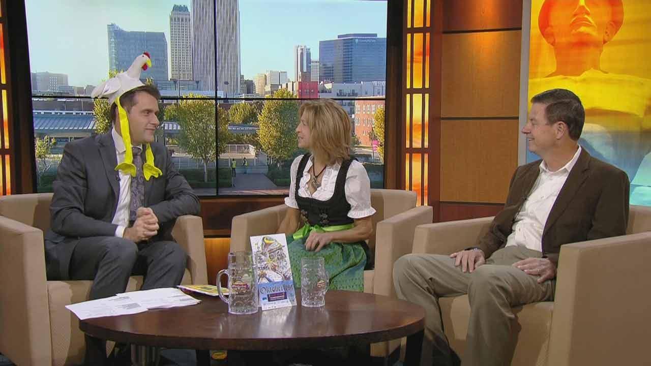 Tulsa's Linde Oktoberfest Set To Begin Oct. 17