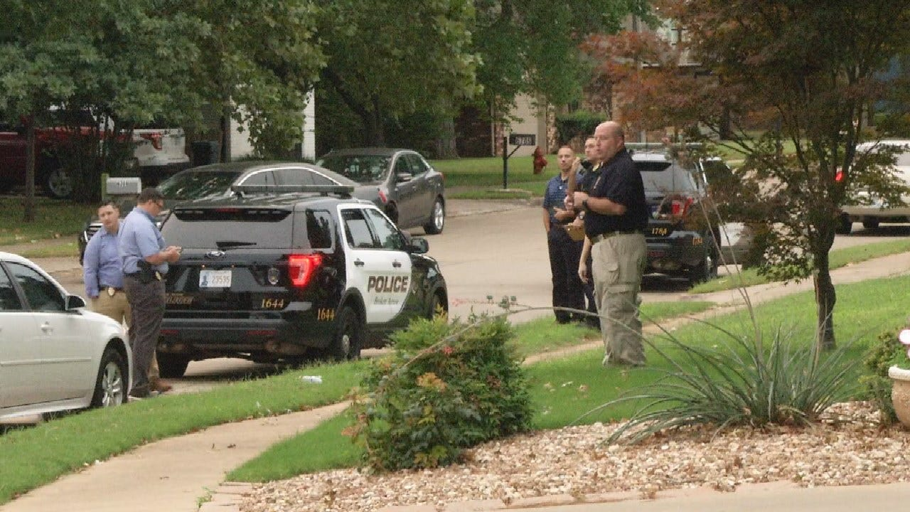 Broken Arrow Man In Jail After Shooting At Burglar