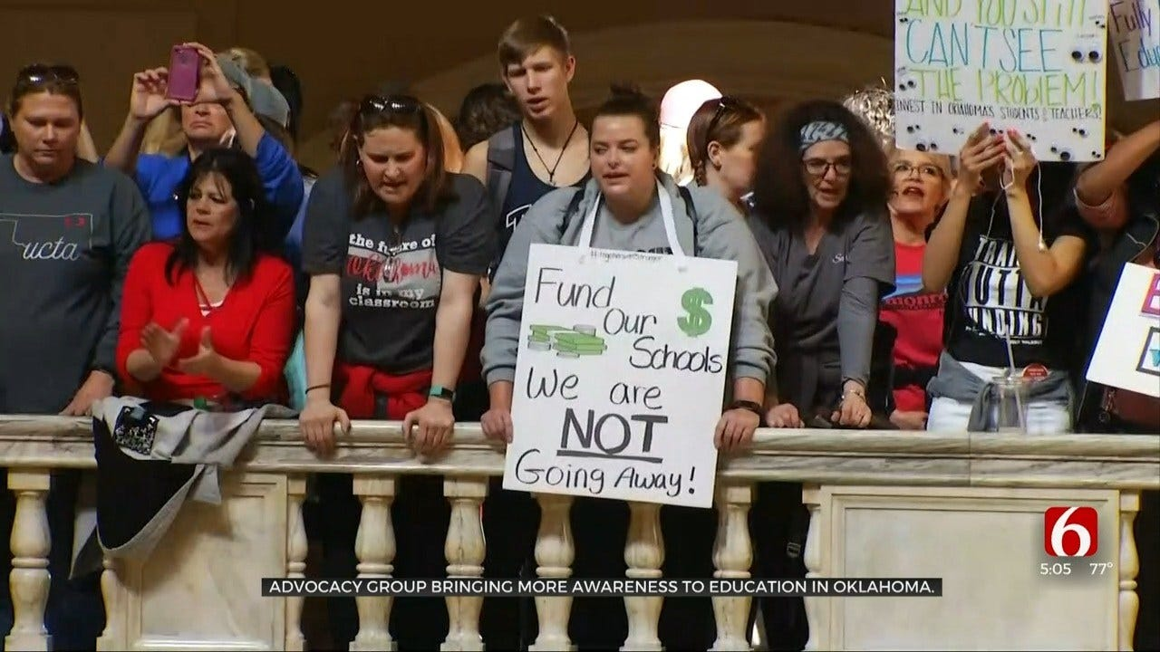 Oklahoma Advocacy Group Creates Survey Regarding Education