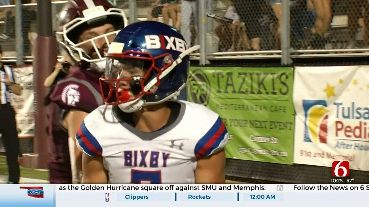 Game of The Week Preview: Bixby Versus Booker T.