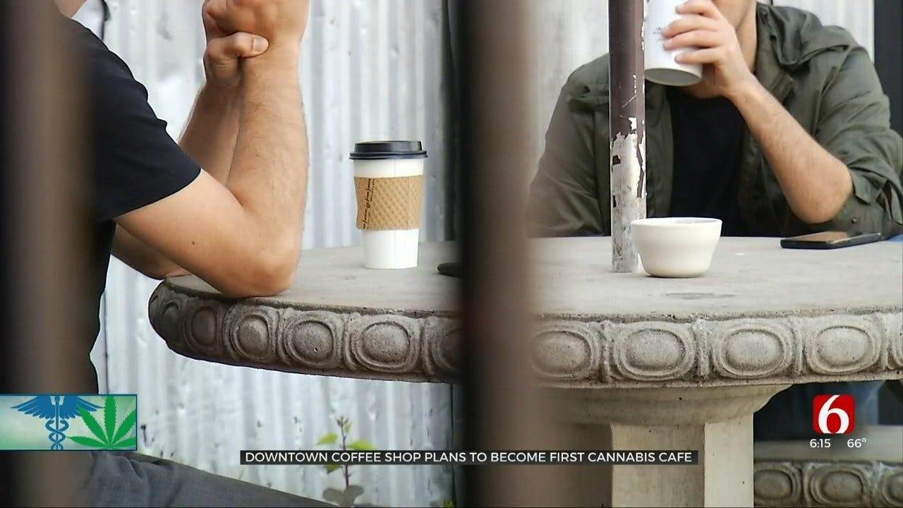 Gypsy Coffee Adds Medical Marijuana Patio
