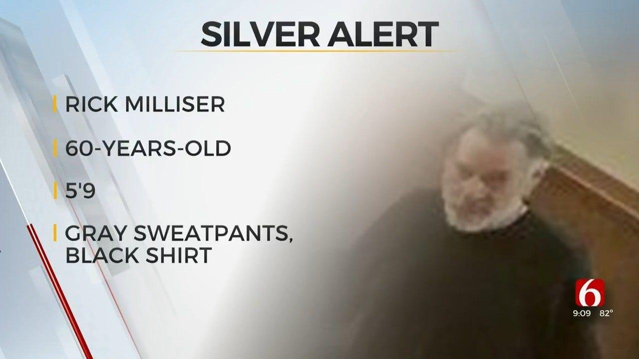 Silver Alert: Broken Arrow Man Missing, In Need Of Medical Assistance