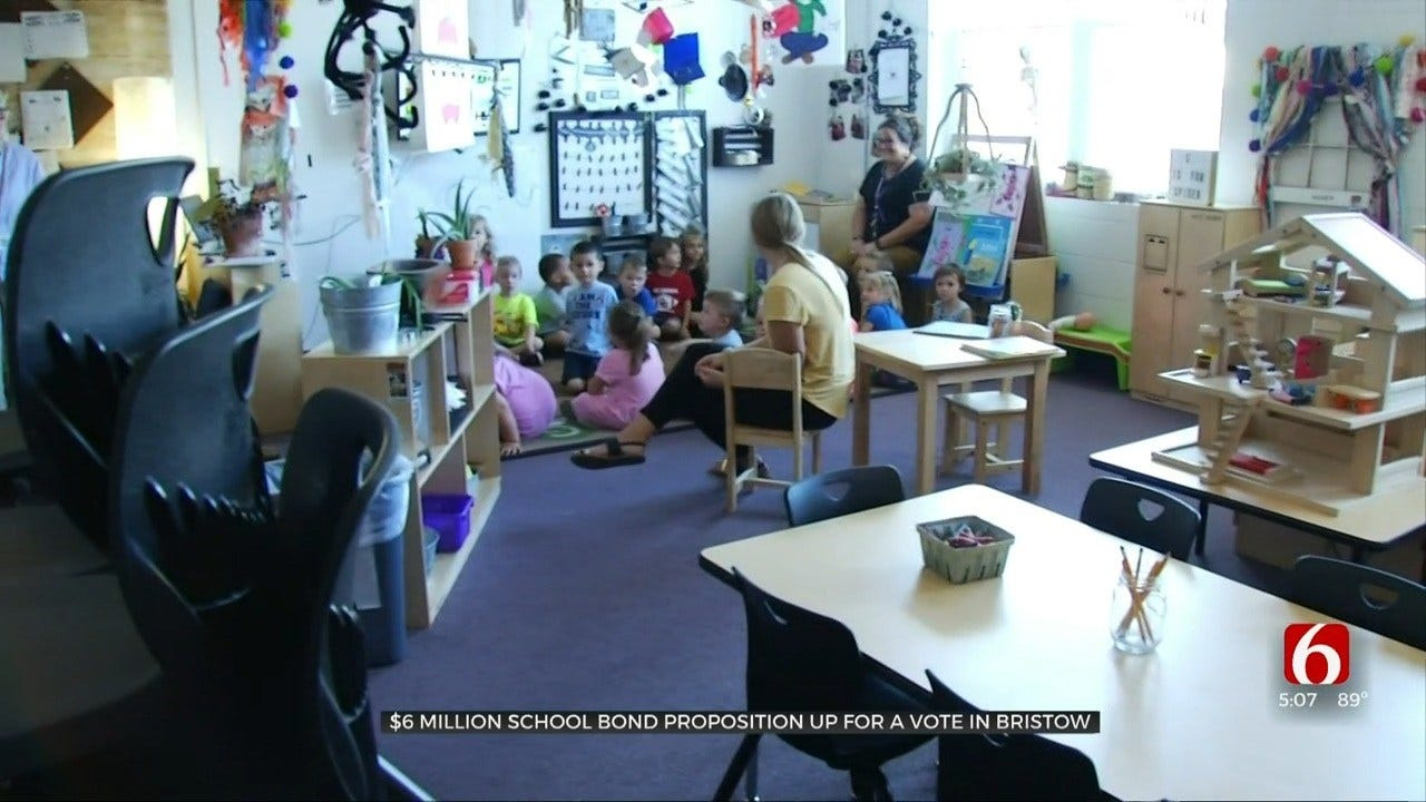 Bristow Proposes Bond For New Pre-K Center