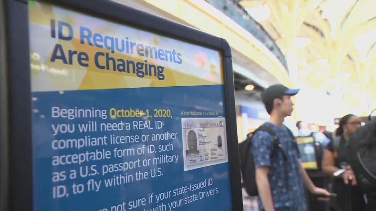 Real ID Enforcement Coming In 2020; Oklahoma Still Not Compliant