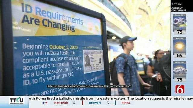 WATCH: Real ID Needed By October 2020 To Fly