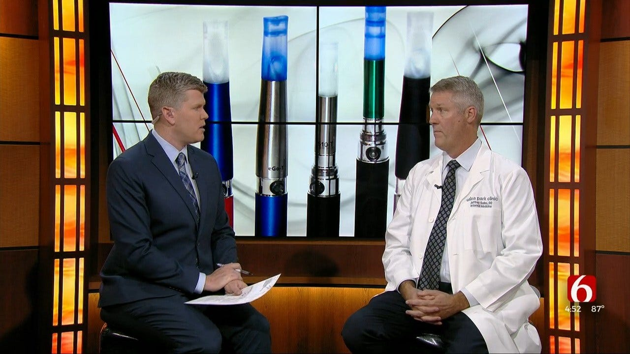 Green Country Doctor Answers Questions About E-Cigarettes