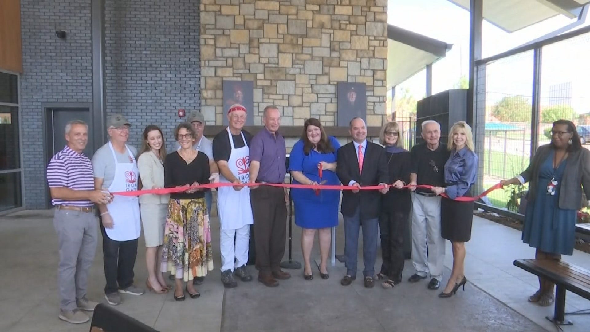 Iron Gate Celebrates Grand Opening Of New Facility