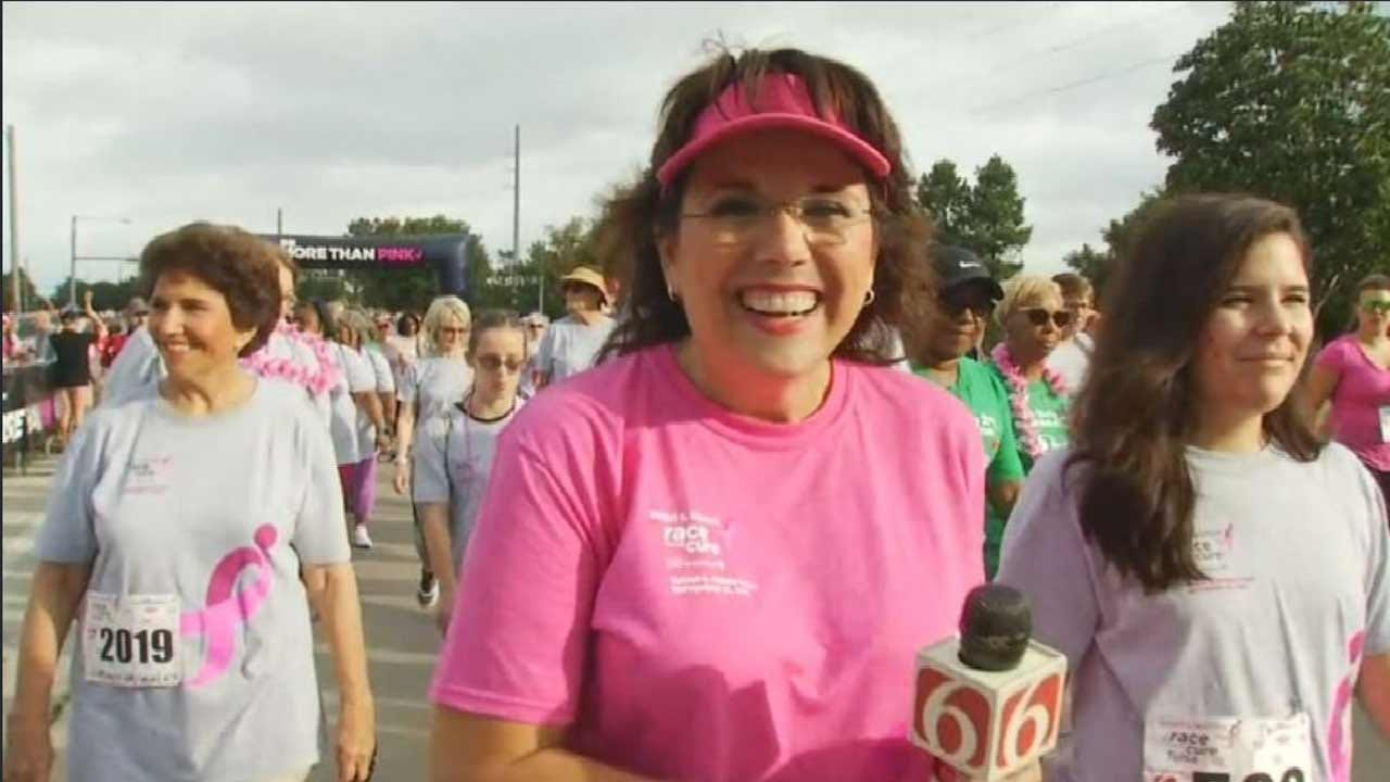 Komen Oklahoma Race For The Cure Happening In Tulsa