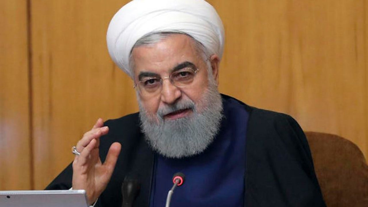 Iranian President Speaks To U.N. General Assembly
