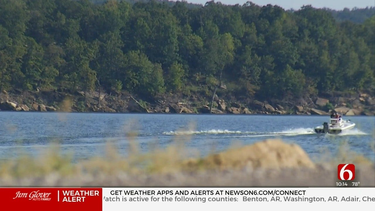 OHP Searching For Men Accused Of Impersonating Troopers On Lake Eufaula