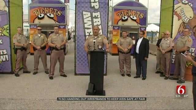 Deputies Preparing To Keep Tulsa State Fairgoers Safe