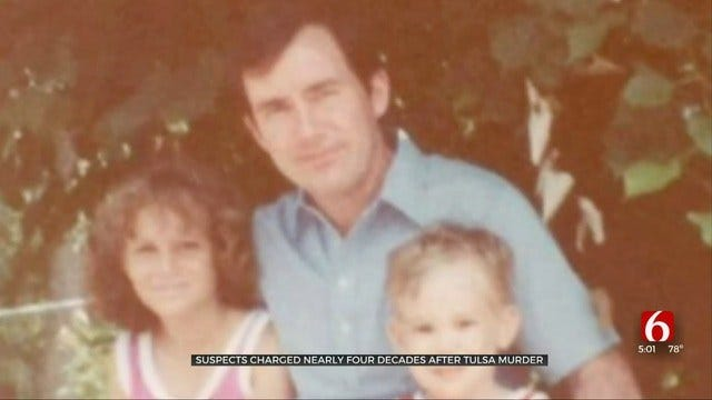 DNA Evidence, Persistence Lead To 2 Arrests In 1983 Tulsa Cold Case Murder