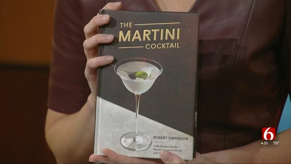 Professional Mixologist Talks Philbrook Museum Cocktail Competition