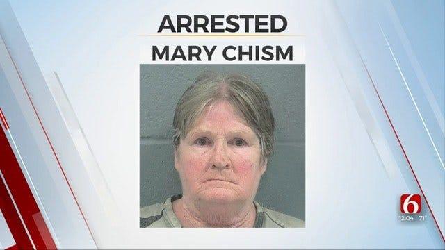 Woman Accused Of Threatening Nowata County Judge Over Child Custody Case