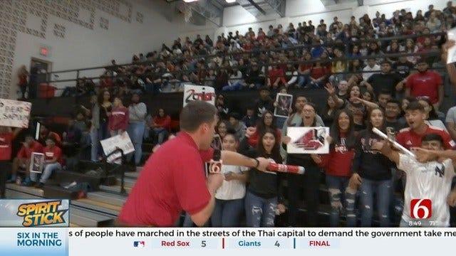 Tulsa Tech Spirit Stick 2019: East Central High School