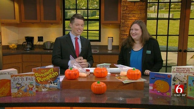 Welcome Fall With Sensory Reading Activity From NSU